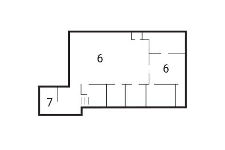 מפת תערוכות קומה תחתונה