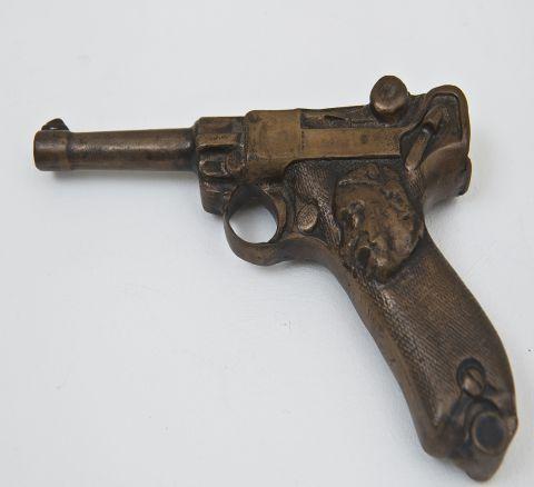 האקדח המעשן